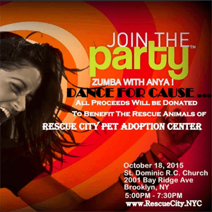 zumba with anya event